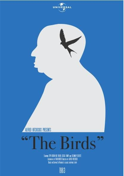 Flickr Photo Download: Modern Hitchcock - The Birds