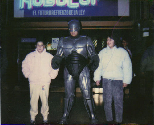 Robocop_girls 1987 on Flickr - Photo Sharing!