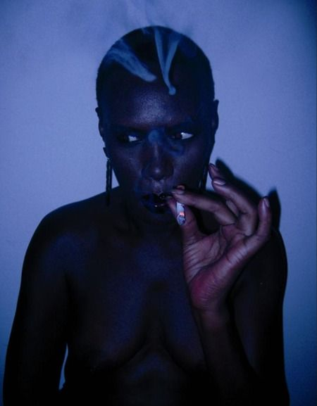 Chris Cunningham Shoots Grace Jones…If Only He Shot Me Dead First.
