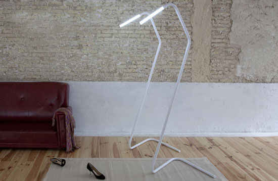 yonoh: 'rem' lamp for almerich at milan design week 09