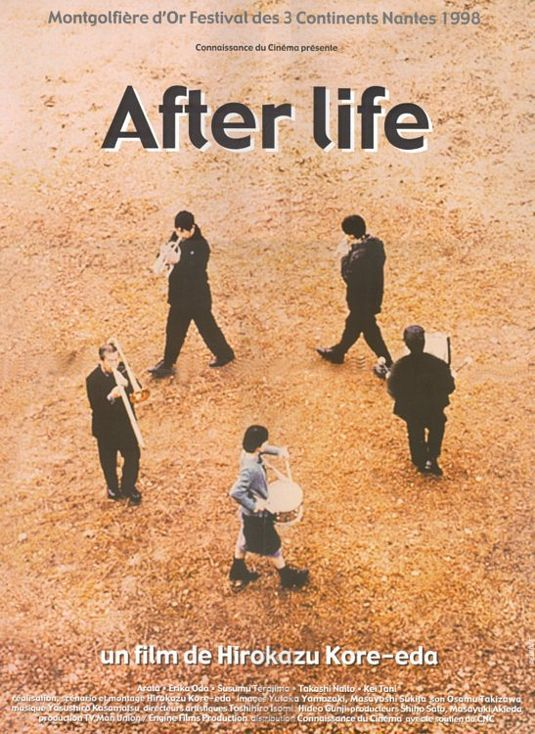 After Life Poster - Internet Movie Poster Awards Gallery